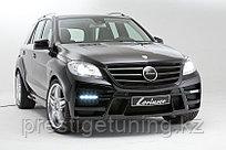 Обвес Lorinser на Mercedes Benz ML W166