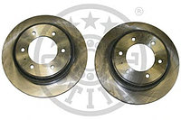 Тормозные диски  Opel Frontera,Monterey (91-04 , задние, Optimal)