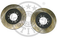 Тормозные диски Opel Frontera, Monterey (91-04 , передние, Optimal)