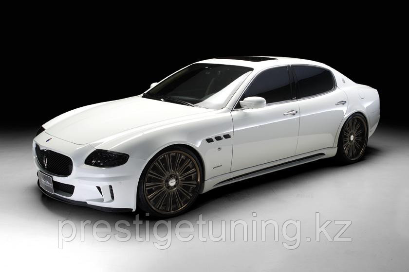 Обвес Wald-style на Maserati Quattroporte