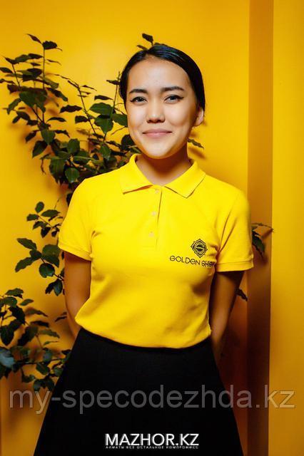 Рубашки Поло для Golden Shisha