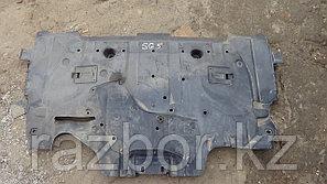 Защита под двигатель Subaru Forester (SG5)