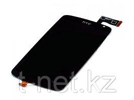 Дисплей HTC Desire 500 Dual Sim, в сборе с сенсором, цвет черный