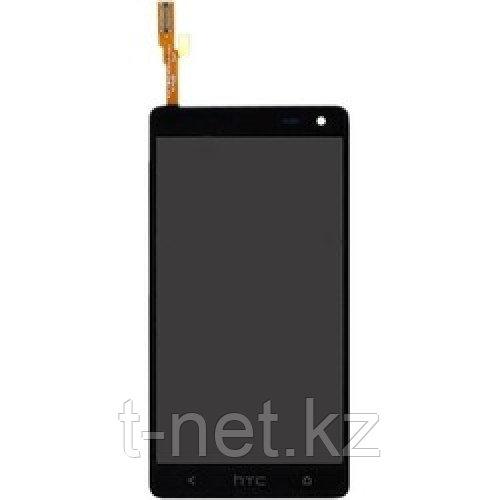 Дисплей HTC Desire 700, с сенсором, цвет черный