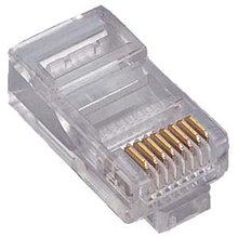 Коннектор, RJ-45, UTP RJ-45, (1000 штук в пакете)