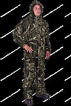 """Костюм """"Скаут"""" утепл. мембранное трикотажное полотно/флис подклад лес3D, р.48-58"""