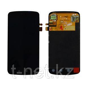 Дисплей HTC One S , с сенсором, цвет черный