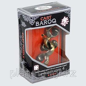 Головоломка Cast Baroq, difficulty Level 4, Hanayama