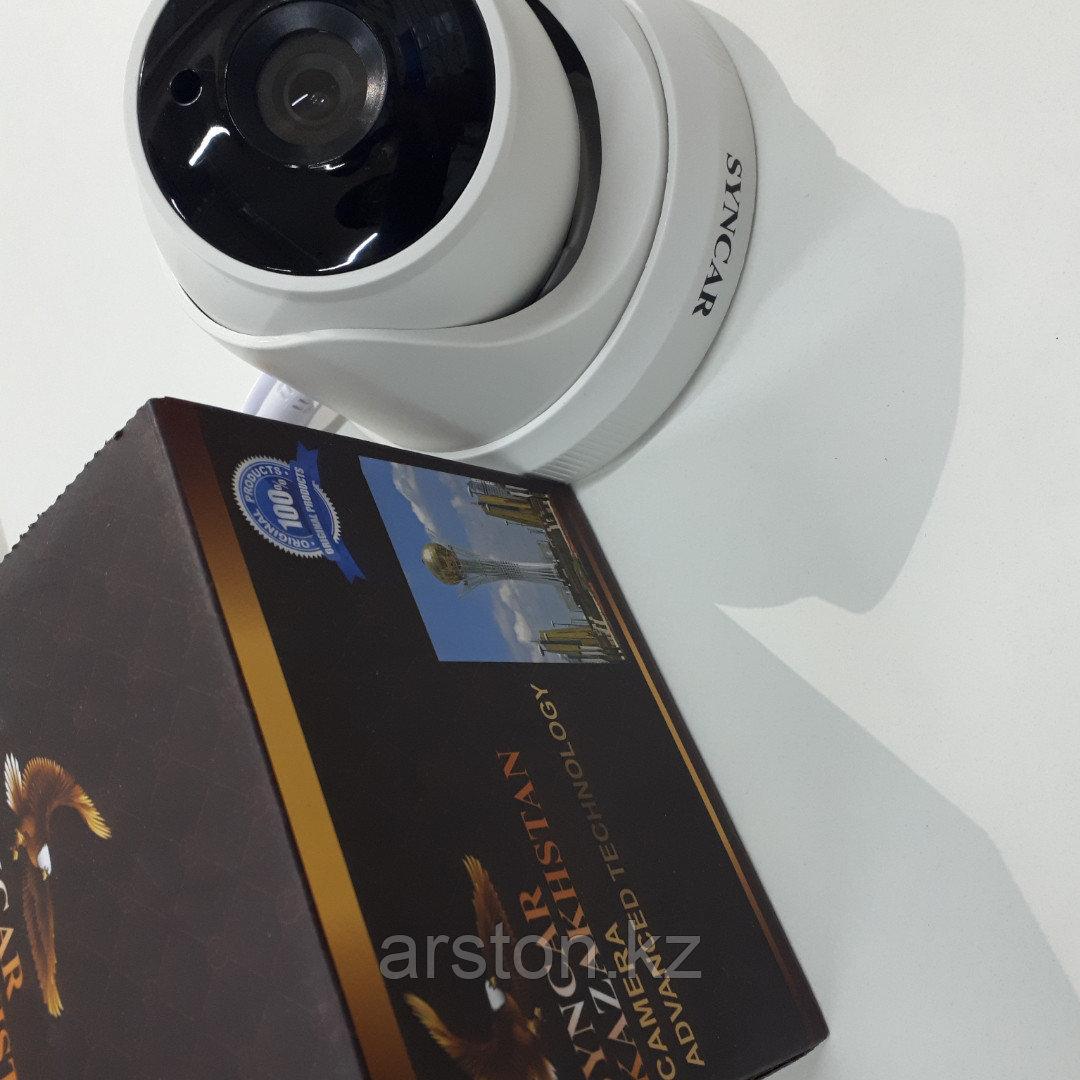 Камера AHD SY-291 4in4 купольная