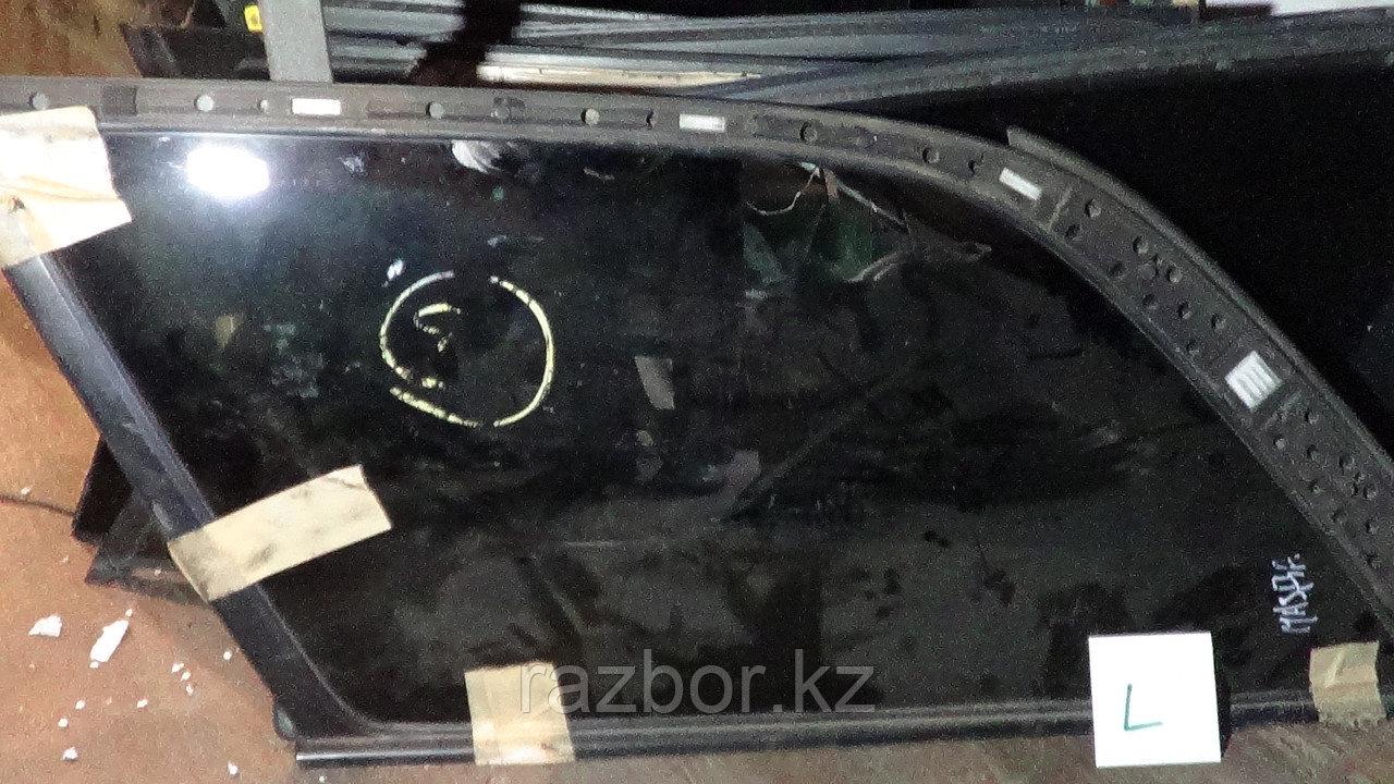 Стекло заднее левое (собачатник) Mazda Capella/626