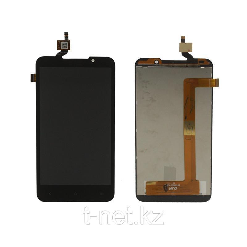 Дисплей HTC Desire 516, с сенсором, цвет черный
