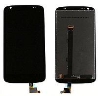 Дисплей HTC Desire 526, с сенсором, цвет черный