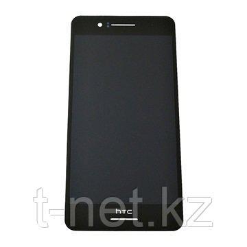 Дисплей HTC Desire 728G , с сенсором, цвет черный