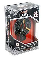 Головоломка Cast Laby, difficulty Level 5, Hanayama, фото 1