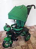 """Детский трехколесный велосипед с поворотным сиденьем """"Voyage"""" А5588, фото 2"""