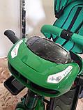 """Детский трехколесный велосипед с поворотным сиденьем """"Voyage"""" А5588, фото 4"""