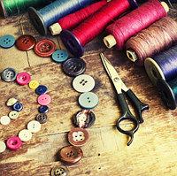 Наборы для шитья и вязания