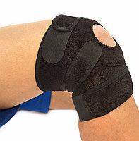 Бандаж для коленного сустава с фиксатором коленной чашечки наколенник