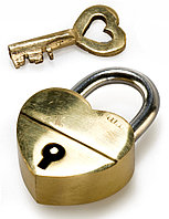 Головоломка Eurika Executive puzzle 3D Heart Lock