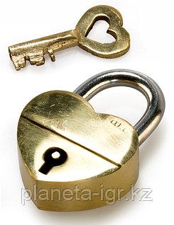 Головоломка Eurika Executive puzzle 3D Heart Lock