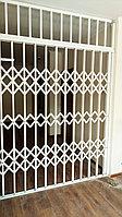 Двери раздвижные металлические