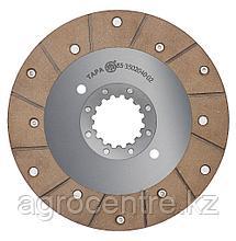 Диск тормозной с накладками МТЗ-1221 (85-3502040) 205 мм.