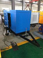 Передвижной сварочный аппарат с генератором!!!