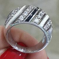 Кольцо Chete & Laroche / серебро - 18 размер