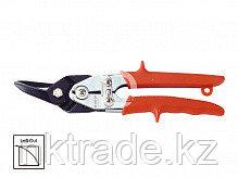 Ножницы по металлу (левый разрез)
