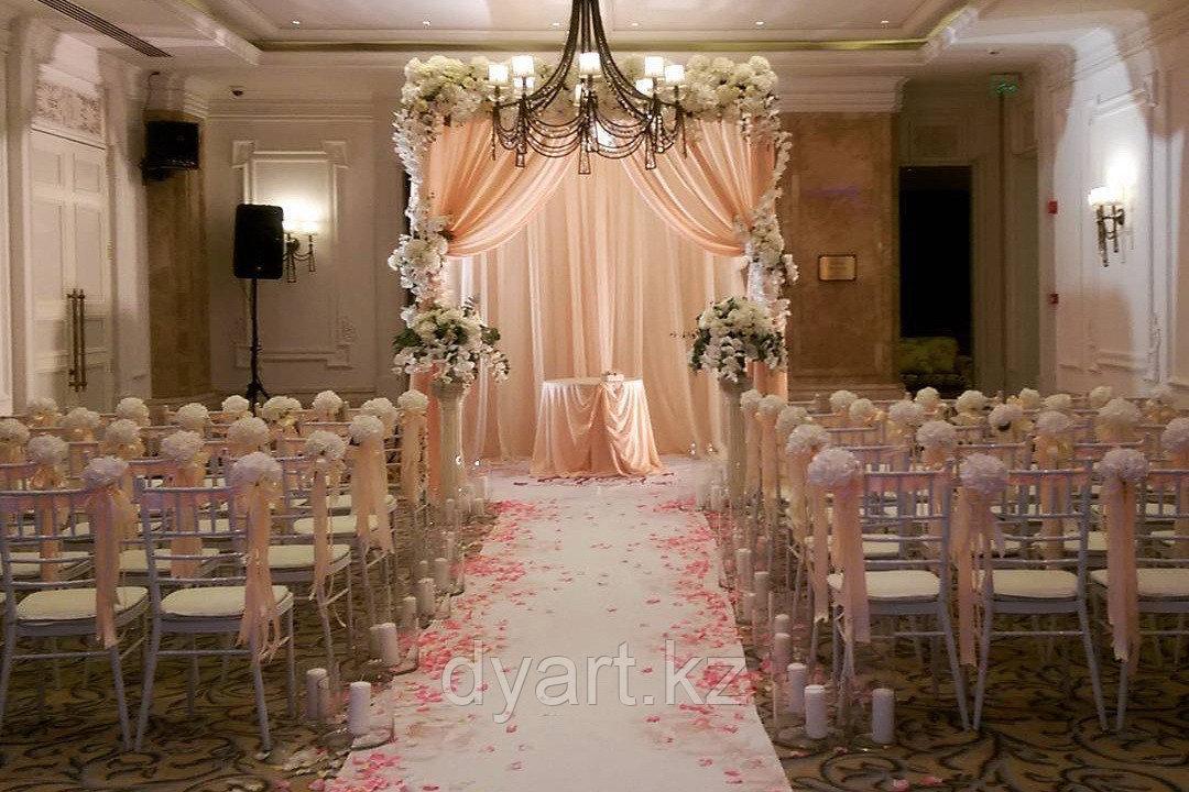 Украшение и декор свадьбы