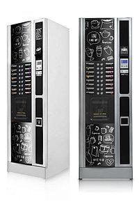 Зерновой торговый кофейный автомат ROSSO