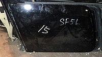 Стекло заднее левое (собачатник) Subaru Forester (SF5)