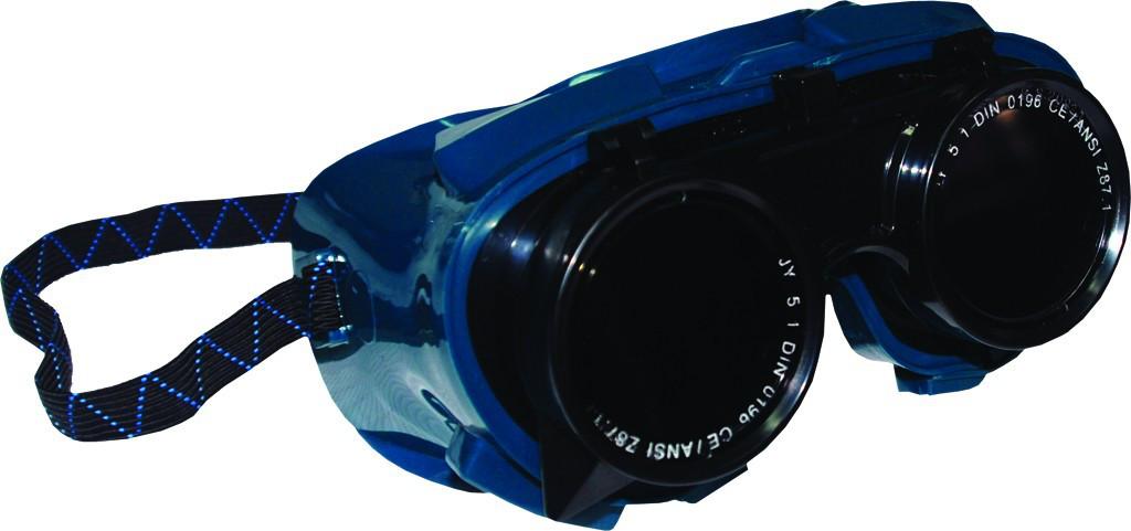Очки для газовой сварки