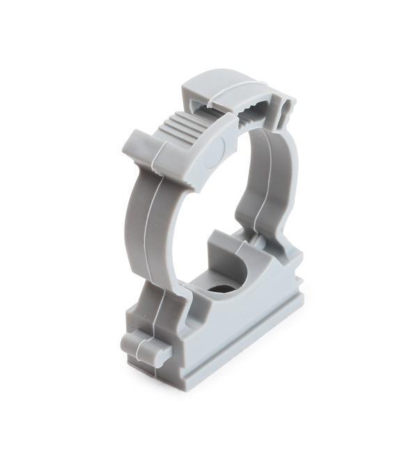 Крепеж-клипса с замком для монтажа труб ™Fortisflex