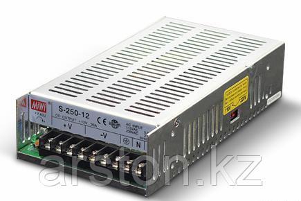 Блок питания импульсный для видеонаблюдения, S-60-12 (12V-10A)