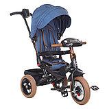 MINI TRIKE ДЖИНС 3-х колесный велосипед T400-17 JEANS, фото 3