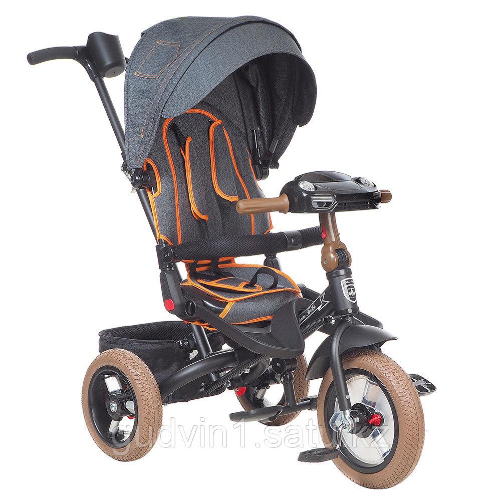 MINI TRIKE ДЖИНС 3-х колесный велосипед T400-17 JEANS