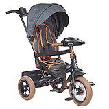 MINI TRIKE ДЖИНС 3-х колесный велосипед T400-17 JEANS, фото 4
