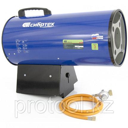 Газовый теплогенератор GH-30, 30 кВт// СИБРТЕХ, фото 2