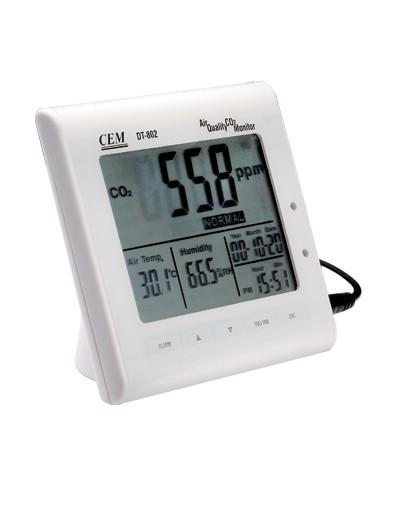 Анализатор CO2, температуры и влажности