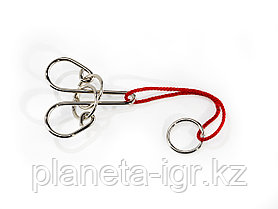 Головоломка миниметаллическая Eurika Miniwire №20, *