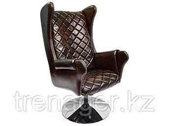 Массажное офисное кресло EGO Lord EG3002 эко-кожа