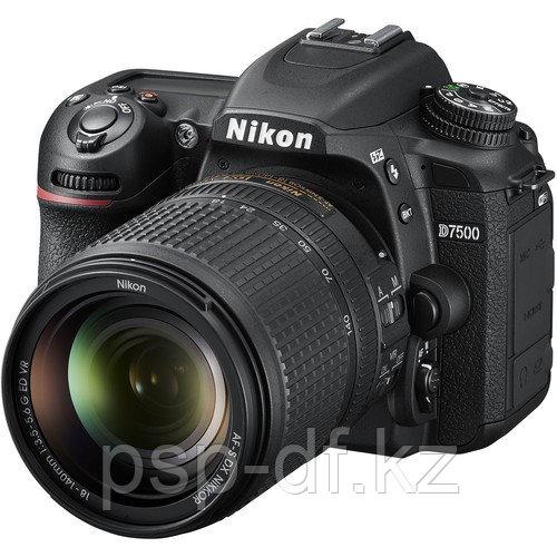 Фотоаппарат Nikon D7500 kit AF-S DX 18-140mm f/3.5-5.6G ED VR