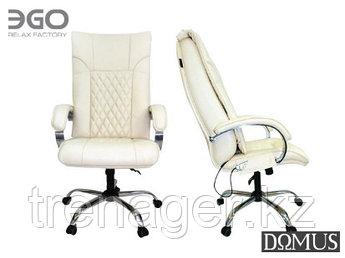 Офисное массажное кресло EGO Domus EG1002 искусственная кожа