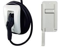 зарядные устройства и станции для электромобилей