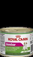 Royal Canin Mini Junior Консервы для щенков мелких пород, 195 гр