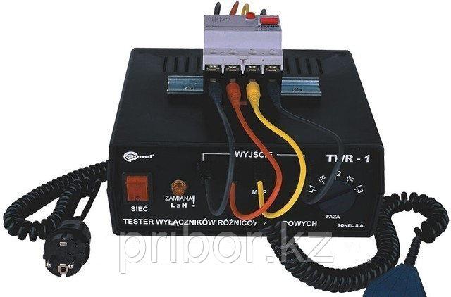 SONEL TWR-1 Адаптер для тестирования устройств защитного отключения (УЗО)