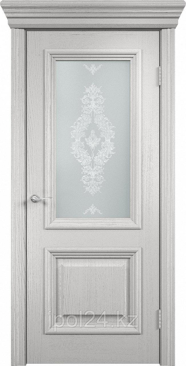 Дверь Межкомнатная LOYARD Прованс остекленное