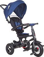 Детский 3-х колесный велосипед Qplay голубой, фото 1