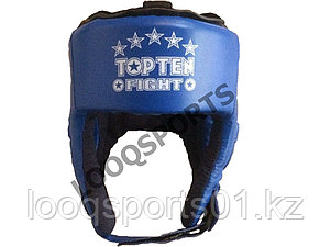 Боксерский шлем (кожа)